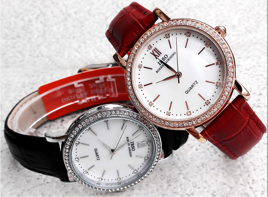 Ibso 2019 nova marca de moda relógios
