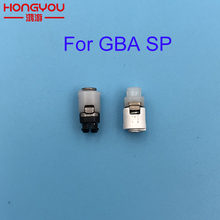 50pcs Original used Rotating Shaft replacement Hinge Axis replacement for Gameboy Advance SP for GBA SP(China)