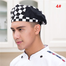 Beret-Hat Restaurant Chef-Cap Baker Work-Shop Catering Hotel Waiter Cook Kitchen Unisex