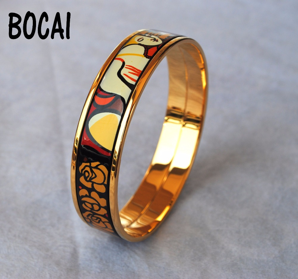 Cloisonne jewelry jewelry bracelet Austrian style of art jewelry 001 стоимость