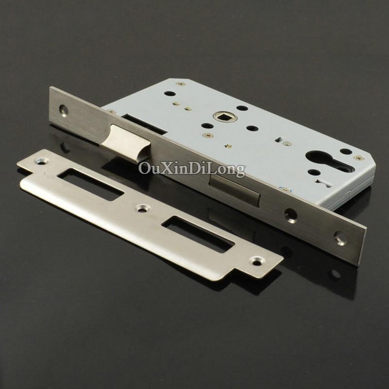 10pieces Security Door 6072 European Mortise Door Lock