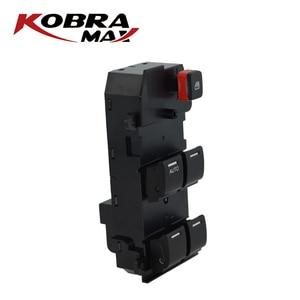 Image 3 - KobraMax Power Window Master Control Switch 35750 TMO F01 Fits For 2007 2011 Honda City Car Accessories