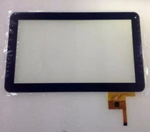 Free shipping 10.1inch touch screen touch panel Sensor Glass Digitizer tablet pc szenio 2008DC with tracking no#