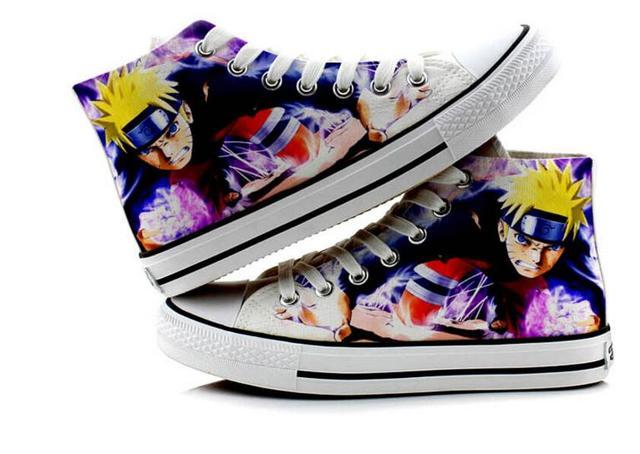 Naruto High-Top Shoes (4 Design)