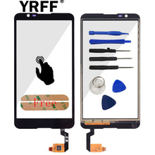 Best For Sony Xperia E4 E2104 E2105 E2115 E2124 Touch Screen Digitizer Glass Panel Repair Sensor + Adhesive Tools Free Shipping