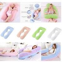 Multifunctional U shaped Pillow Nursing Pillow Removable Cotton Breastfeeding Pillow Pregnant Woman Cushion Feeding Pillow