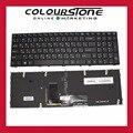 Original Para Clevo P650SE P651SE P655SE Para Sager NP8651 6-80-P6500-281-1D1 retroiluminación Retroiluminada RU Ruso teclado marco negro