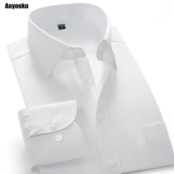 quality design 33326 cb02c Aoyouku GXW10 10XL Plus größe 8XL Weißes Hemd Slim Fit herren Langarm  Business-hemden Hohe Qualit