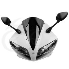 цена на Plastic Unpainted Fairing Cowl Combo For Yamaha YZF R1 YZF1000 2002-2003 02 03 Motorcycle