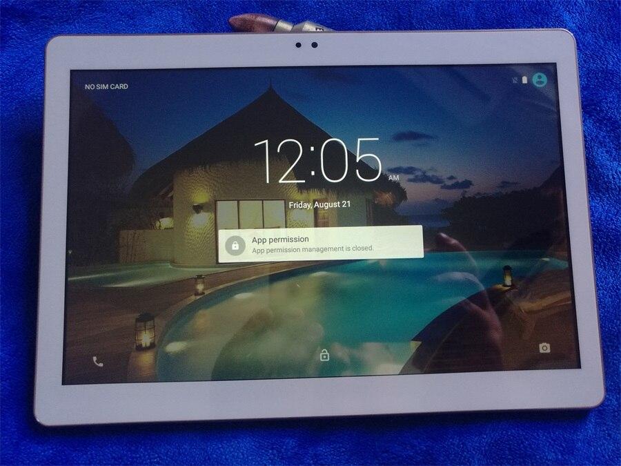 BMXC marca 10.1 pulgadas 4G Lte Tablet PC Octa Core 3g RAM teléfono 4 GB ROM 32