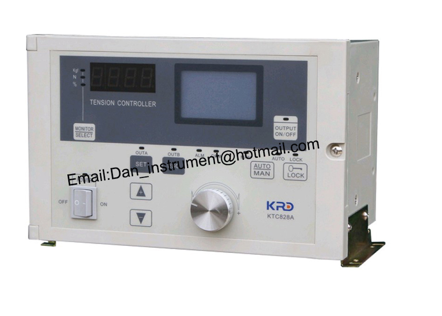 High quality Automatic tension controller KTC-828A can replace Mitsubishi tension controller haitai b 600 digital high precision automatic constant tension controller for printing and textile