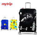 Mytrip Thicken Travel Luggage Suitcase Protective Cover /Elastic Case Dust-proof Cover for suitcase, Travel Accessories