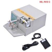 HL WD 2 мини станок точечной сварки большой мощности стоматологическое лабораторное оборудование 0,2 1,8 мм 2000 Вт AC 110 В, 60 Гц/AC 220 В, 50 Гц, Одобрено