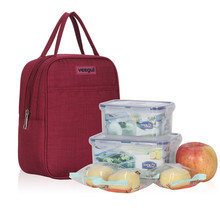 Lunch Bags For Kids Children Insulated Thermal Box Women Men Ice Multifunction Picnic Food Handbags