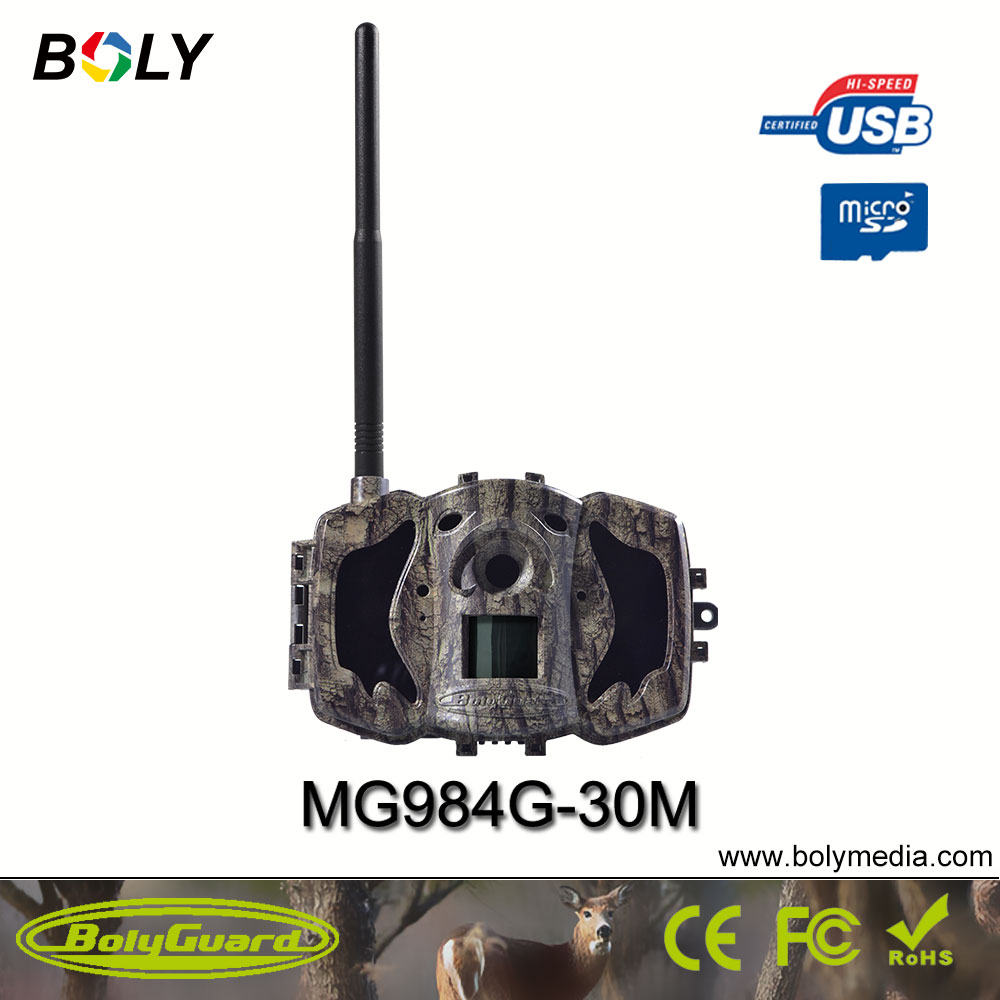 New 4G wireless camera fast data transfering Bolyguard 30MP 1080P GSM phone MMS GPRS Hunting Camera (Europ District Only) sim900a development board gsm gprs stm32 module sms wireless data dtmf mms