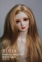 BJD / SD Dolls 1/3 Women doll supia doll Roda Beautiful Girls BJD doll, Free Shipping