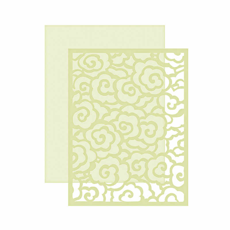 DiyArts 1 шт./партия металлическая резка штампы облако шаблон задний план Обложка Скрапбукинг для изготовления карт DIY тиснение порезы новое ремесло