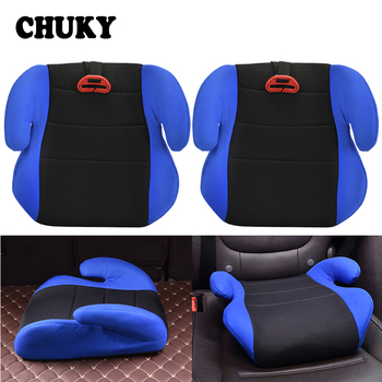 CHUKY 1pcs Multi-function Car Safety Seat Baby Thicken Chairs Cushion For Nissan Juke Tiida Subaru Ford mondeo mk4 Opel corsa d