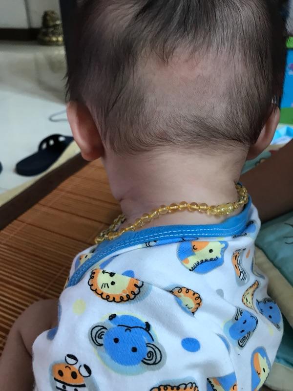 幼儿磨牙项链