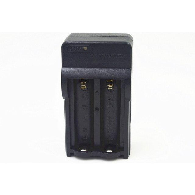 4 stücke Neue 14500 3,7 V 1200 mAh Wiederaufladbare Batterien Li-Ion Lithium-Batterie + Ladegerät für Kamera Taschenlampe laser pointer