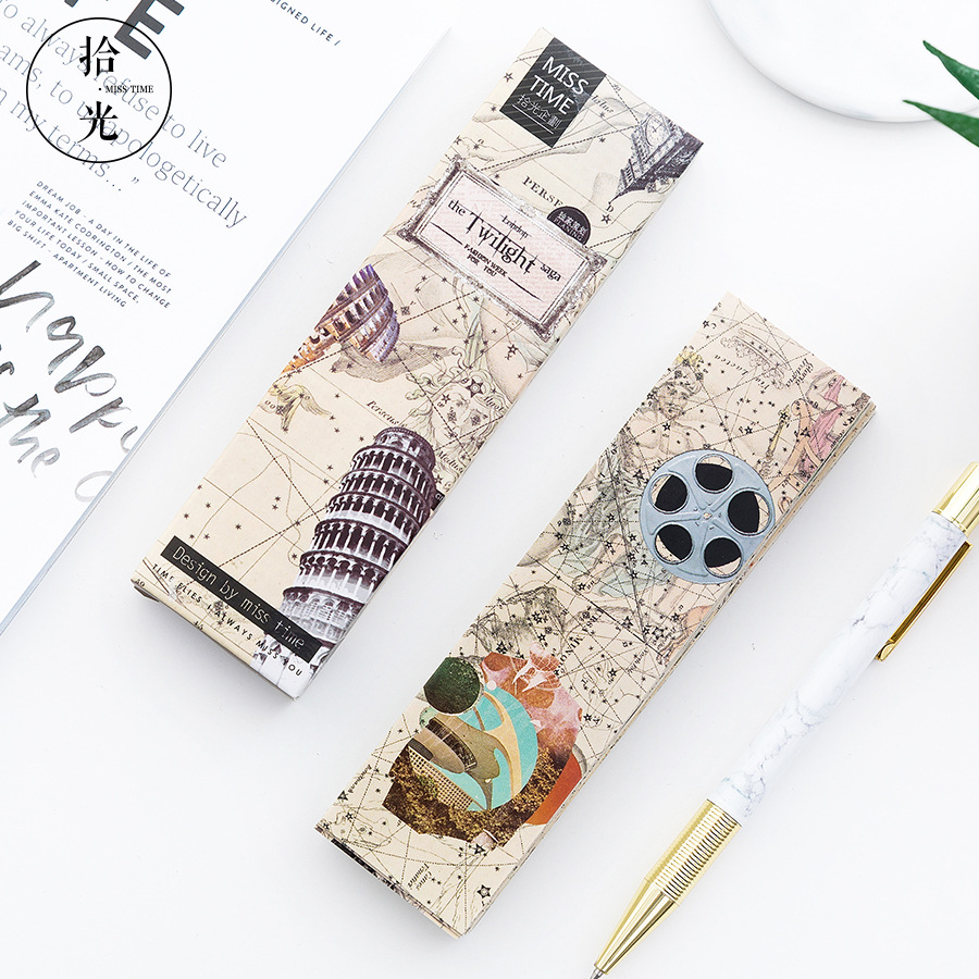 Executive College Stationery Note Cards: Aliexpress.com : Buy 30pcs Vintage Travel Image Bookmarks