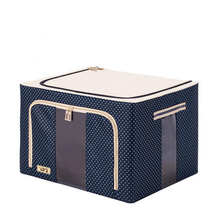 Houmaid clothes storage box Oxford cloth box storage box Large quilt storage bag