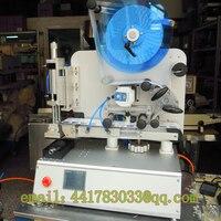Comprar GJTB-20 máquina de etiquetado semiautomática máquina de etiquetado de detergente líquido de precisión máquina de etiquetado de tapa redonda