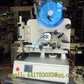 GJTB-20 máquina semiautomática etiquetado precisión detergente líquido máquina de etiquetado tapa redonda máquina de etiquetado