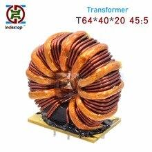 Трансформатор оксида железа T64* 40*20 45: 5 аморфный трансформатор для двойной мощности ZX7-315 сварочный аппарат