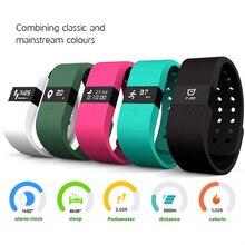 DIGICare Impermeable IP67 Inteligente Pulsera Bluetooth 4.0 Pantalla Táctil Gimnasio Rastreador Sleep Monitor de Salud Pulsera Reloj Inteligente