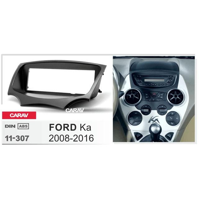 Carav 11 307 Car Radio Facia For Ford Ka 2008 Stereo Fascia Dash Cd