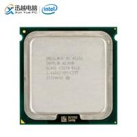 Intel Xeon Quad Core X5355 Desktop Prozessor 2 66 GHz 8MB FSB 1333 LGA 771 5355 Server Verwendet CPU-in CPUs aus Computer und Büro bei