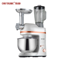 220V Multifunctional Electric Dough Mixer Eggs Beater 5L Blender With Juicer Grinder Kitchen Stand Food Mixer