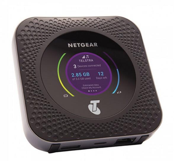 unlocked netgear nighthawk m1 mr1100 4gx gigabit lte cat16. Black Bedroom Furniture Sets. Home Design Ideas
