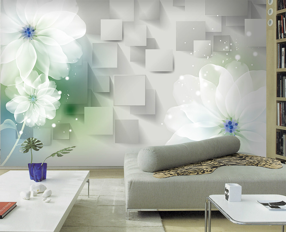 3d wall elegant living background modern bedroom sofa murals tv minimalist wallpapers unique cool stereoscopic source
