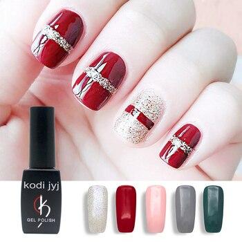 5bde604b72 KODI JYJ Gel UV esmalte de uñas de Gel 8 ml de imprimación barniz para arte