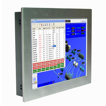"""touch all in one pc 15"""" Embedded Computer Industrial Panel PC with 4Gb Ram 64Gb SSD rugged tablet pc for ATM kiosk cheap price"""