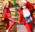 1/3 1/4  1/6 BJD SD Doll  clothes red  SportS  Performance
