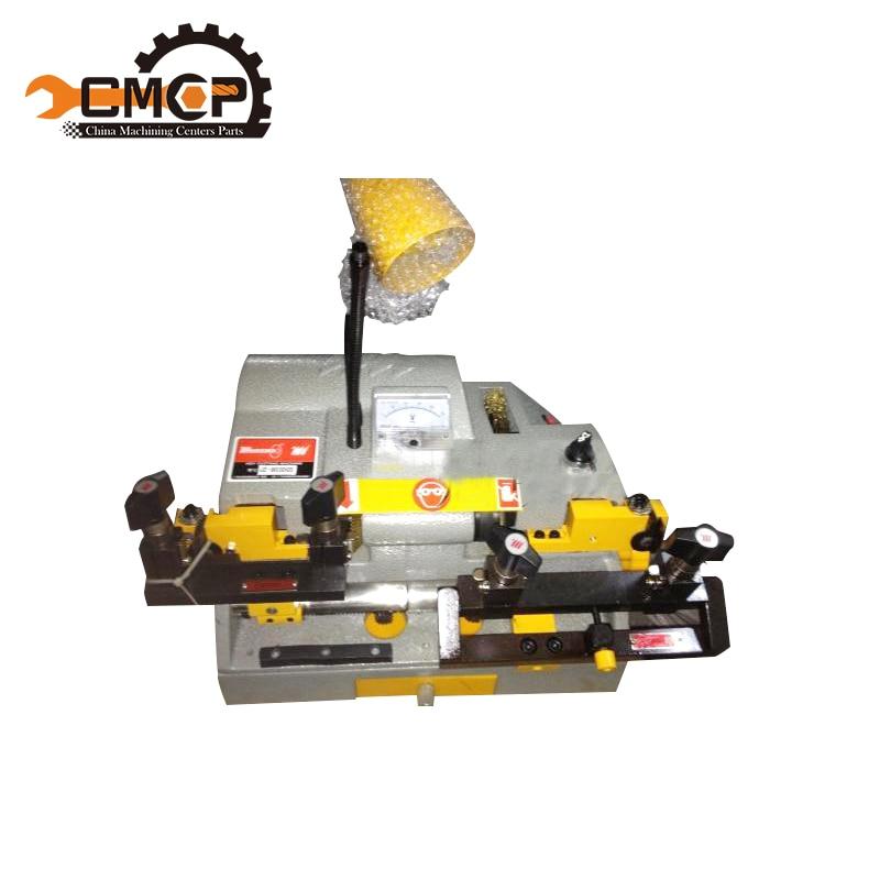 US $467 0  903DGS Horizontal double head duplicate key cutting machine 120W  car key machines locksmith tool key copy machine-in Locksmith Supplies