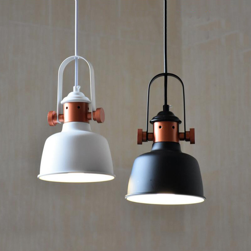 Nordic chandelier post-modern dining living room pendant lamp Suspension Light E27 iron lamps cafe countryside droplightNordic chandelier post-modern dining living room pendant lamp Suspension Light E27 iron lamps cafe countryside droplight
