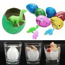 60 шт. волшебное высиживание и выращивание динозавра яйца вода растут для игрушка-подарок для детей