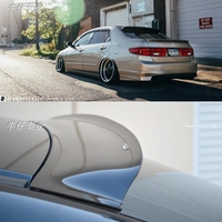 for Honda Accord Spoiler 2003 2007 visor roof wing rear spoiler