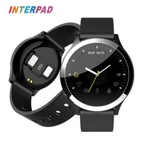 2019 Interpad New Android iOS Smart Watch ECG PPG Blood Pressure Heart Rate Monitor Smartwatch For Huawei Lenovo Xiaomi iPhone