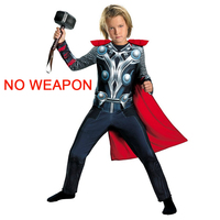 Children Boys The Avengers Thor Clothing Set Kids Child Toddler Party Fancy Clothes
