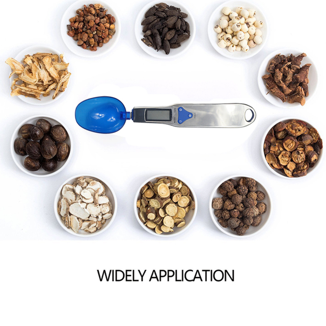 3 pieces digital Spoon scale 300/0.1g