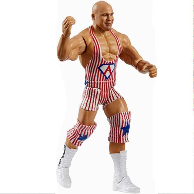 Wrestling Wrestler SummerSlam Kurt Angle Action Figure Toy Doll Brinquedos Figurals Model Gift