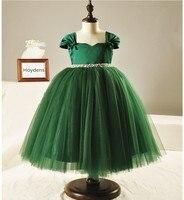 2016 New Free Shipping Retail Princess Dress Girls Baby Kids Children Dresses For Girl Clothing Summer