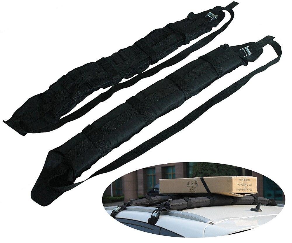 Auto Gonflable De Toit de Voiture-Porte-Skis/Snowboard/Paddleboard/Kayak/Canoë/Bagages/Échelle