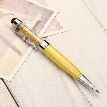 2in1 Touch Pen Drive 512GB Mini USB 2.0 Flash Memory Stick Pendrive Usb Flash Drive 1tb 2tb Disk On Key 64gb 32gb 128gb Gift