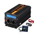 Inverter 12 v 220 v 1000 W LCD inverter onda sinusoidale pura con più nuovo telecomando
